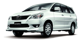Phuket Airport Transfer with Toyota Innova