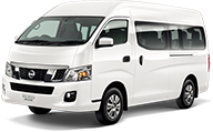 Phuket Airport Transfer with Standard Toyota Commuter